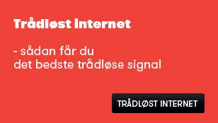 Trådløst internet